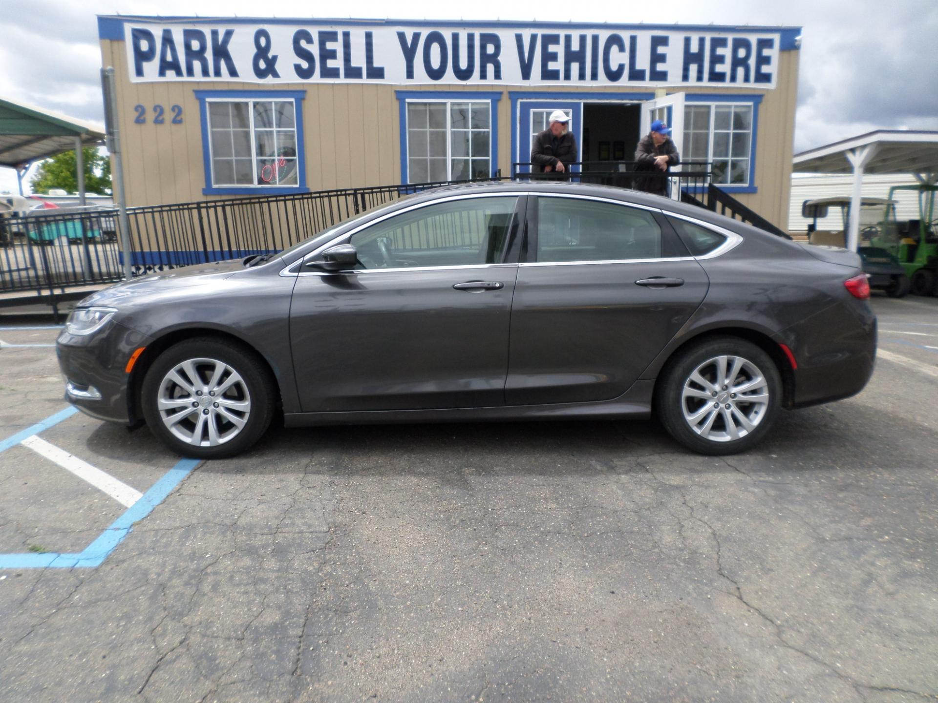 Chrysler Limited P