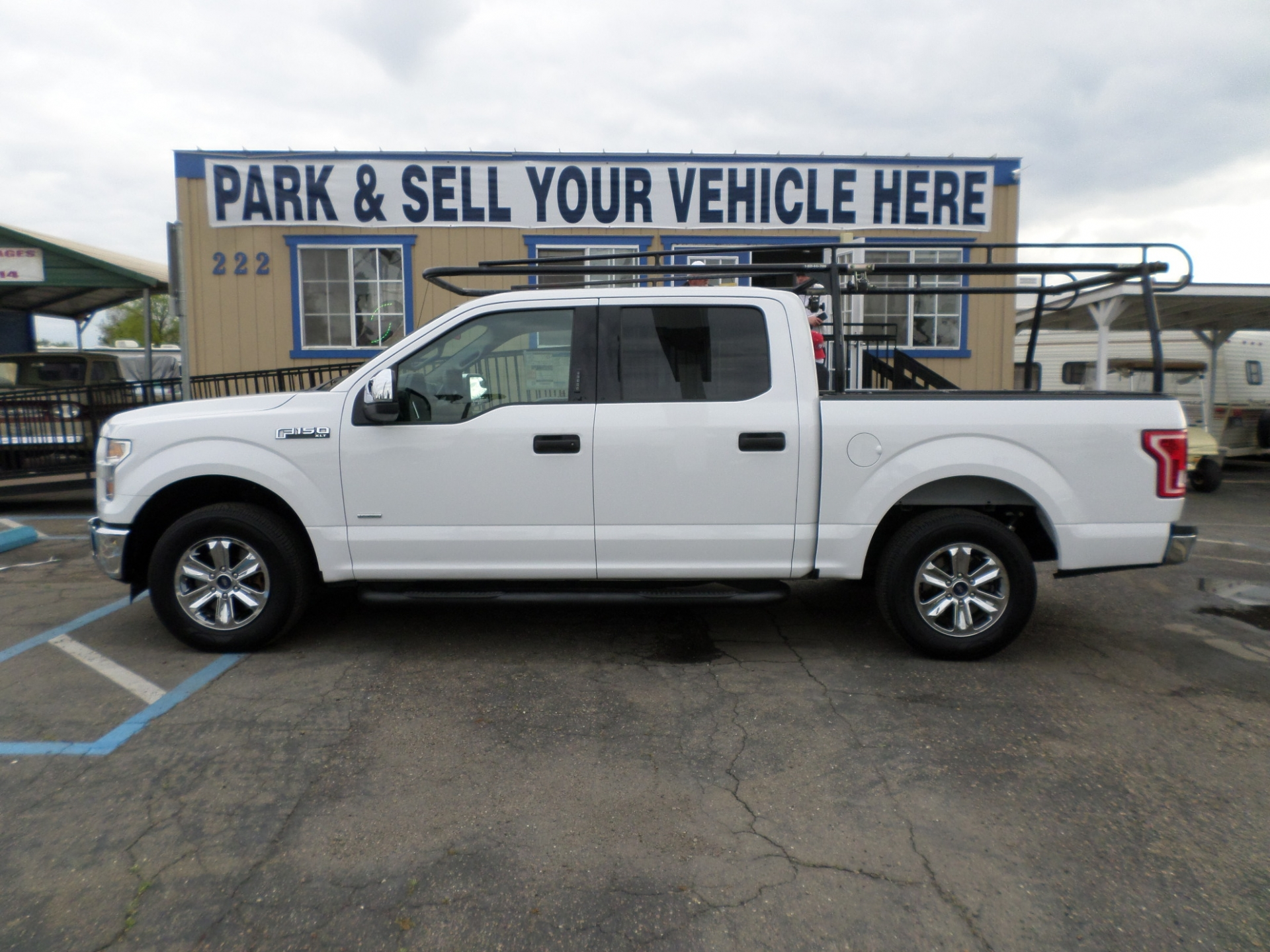 Ford F150 XLT Supercrew Short Bed 2015