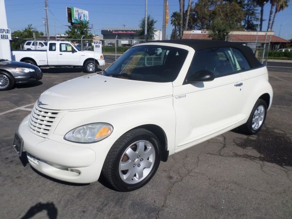 car for sale 2005 chryler pt cruiser convertible in lodi stockton ca lodi park and sell. Black Bedroom Furniture Sets. Home Design Ideas