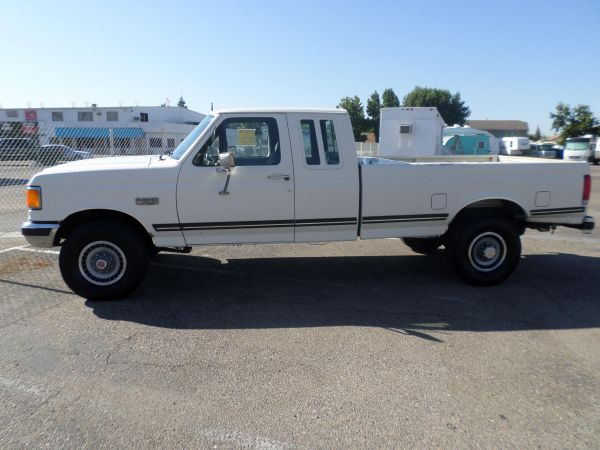truck for sale 1990 ford f250 in lodi stockton ca lodi park and sell. Black Bedroom Furniture Sets. Home Design Ideas