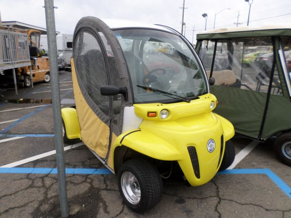Car for sale: 2003 GEM E825 Electric Car 72 Volt Golf Cart ...