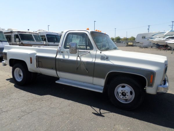 truck for sale 1979 gmc 3500 dually in lodi stockton ca. Black Bedroom Furniture Sets. Home Design Ideas