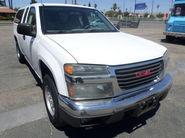 truck for sale 2006 gmc canyon in lodi stockton ca lodi park and sell. Black Bedroom Furniture Sets. Home Design Ideas