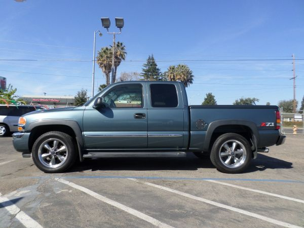 truck for sale  2006 gmc sierra 1500 z71 pickup truck off road package in lodi stockton ca