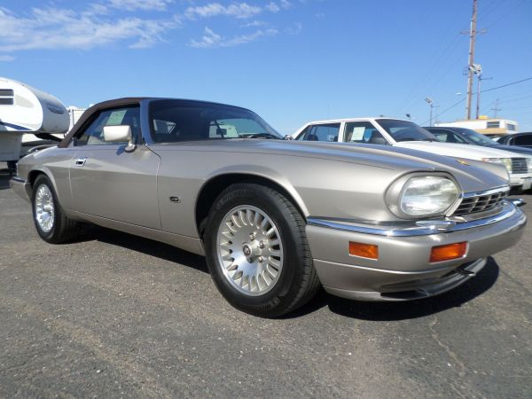 Jaguar XJS V12 Convertible 1995