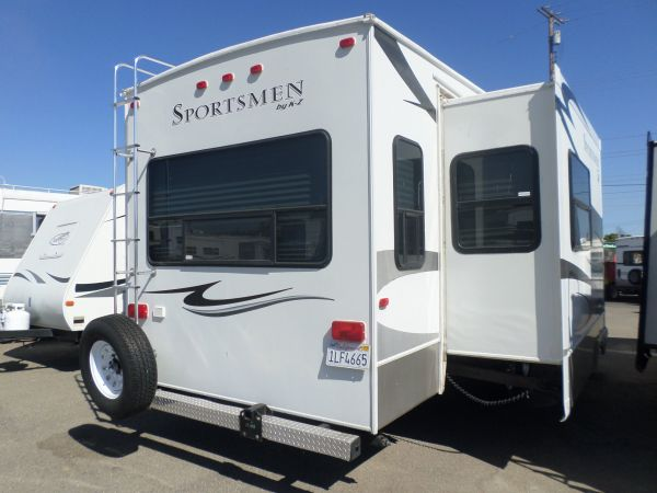 2007 Kz Sportsman 32 5th Wheel For Sale By Owner