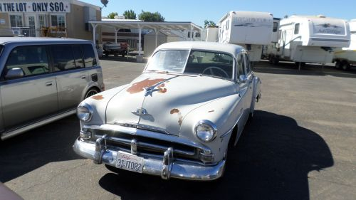 Classic Car For Sale 1951 Plymouth Cranbrook In Lodi