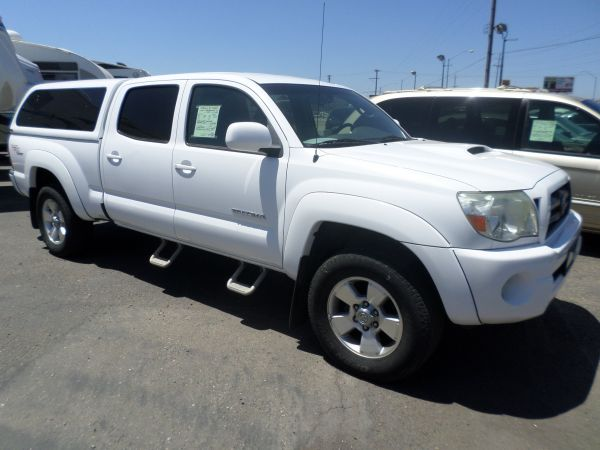 Truck For Sale 2006 Toyota Tacoma Truck W Shell In Lodi
