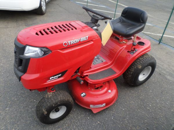 Commercial equipment for sale: 2013 Troy-Bilt Pony Riding ...