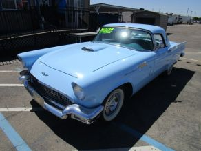 1957 Ford Thunderbird Convertible Photo 2