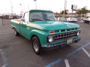 1965 Ford F100 Photo 2