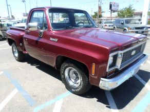 1974 Chevrolet Cheyenne C10 Step side Photo 2