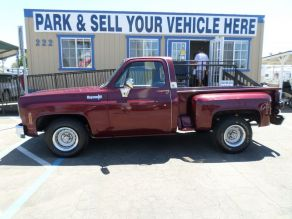 1974 Chevrolet Cheyenne C10 Step side Photo 1