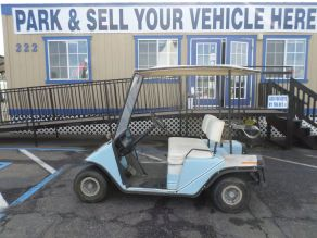1987 EZ-GO Golf Cart