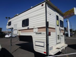 1991 Lance Squire LS6000 Cab Over Camper Photo 3