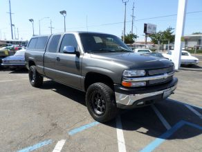 2000 Chevrolet Silverado 4x4 1500 Supercharged Photo 2