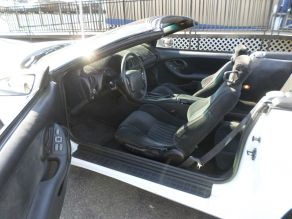 2000 Pontiac Firebird Convertible Photo 4