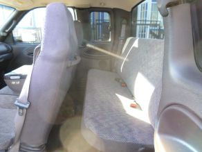 2001 Dodge 2500 SLT Lariat Extended Cab Photo 5
