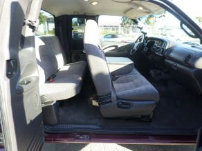 2001 Dodge 2500 SLT Lariat Extended Cab Photo 6