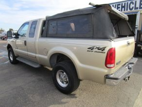 2001 Ford Supercab F-250 XLT Shortbed Photo 6