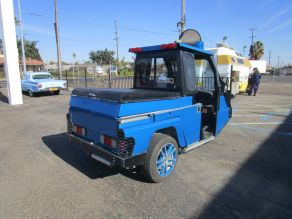 2002 GO-4 Interceptor Utility Vehicle Photo 2
