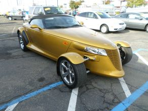 2002 Chrysler Prowler Photo 2