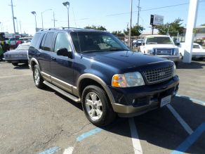2003 Ford Explorer 4x4 Eddie Bauer Photo 2