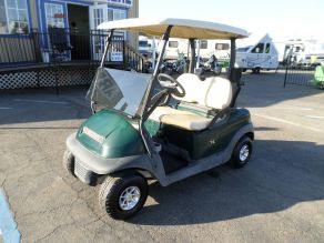 2006 Club Car President Golf Cart Photo 2