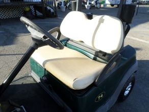 2006 Club Car President Golf Cart Photo 4