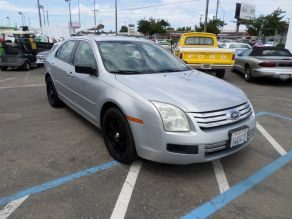 2006 Ford Fusion Photo 2