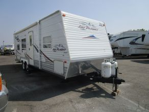 2007 Jayco Jayflight Bunkhouse Travel Trailer Photo 2