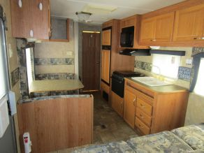 2007 Jayco Jayflight Bunkhouse Travel Trailer Photo 4