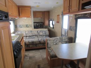 2007 Jayco Jayflight Bunkhouse Travel Trailer Photo 6