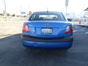 2007 Kia Rio LX Photo 4