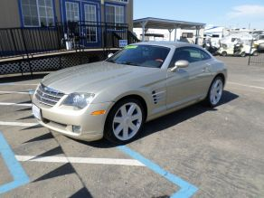 2008 Chrysler Crossfire Limited Edition Photo 2