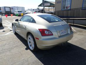 2008 Chrysler Crossfire Limited Edition Photo 3