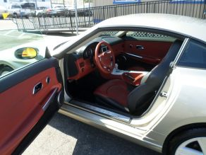 2008 Chrysler Crossfire Limited Edition Photo 4