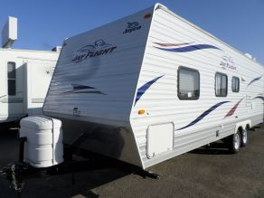 2010 Jayco Travel Trailer Jayflight 26BH Bunk House Photo 2