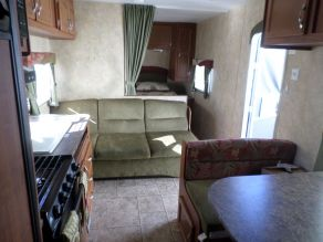 2010 Jayco Travel Trailer Jayflight 26BH Bunk House Photo 4