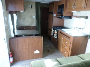 2010 Jayco Travel Trailer Jayflight 26BH Bunk House Photo 5