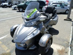 2012 Can-Am Spyder SRS Trike Motorcycle