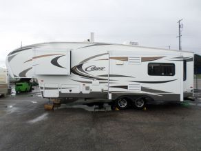 2013 Keystone Cougar 5th Wheel
