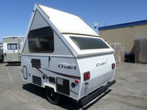 2014 Chalet LTW Popup A Frame Travel Trailer Photo 3
