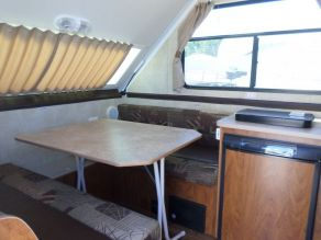 2014 Chalet LTW Popup A Frame Travel Trailer Photo 5