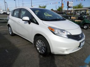 2014 Nissan Versa Note S Plus Hatchback Photo 2