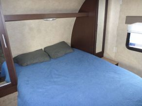 2015 Forest River EVO T2850 Travel Trailer Bunk House Photo 6