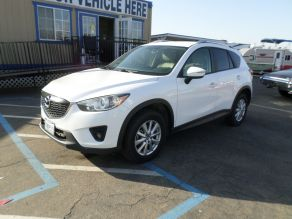 2015 Mazda CX-5 Touring Photo 2