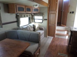 2016 Forest River Rockwood Signature Ultra Lite Bunk House 5th Wheel Photo 4