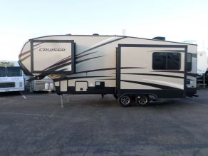 2017 Crossroads RV Cruiser Aire 5th Wheel 25RL  28'