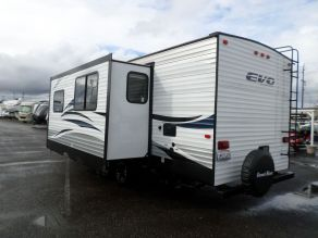 2017 Forest River EVO Travel Trailer T2550 Photo 3